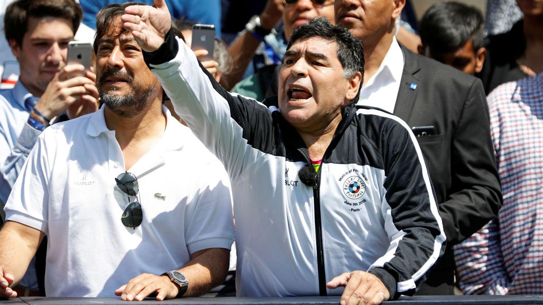 Maradona: Messi es buena persona, pero no tiene personalidad para ser un líder