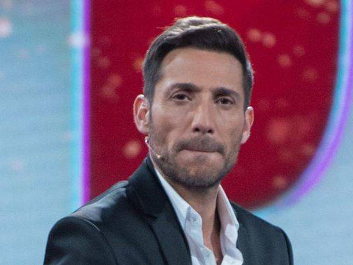 Foto: Antonio David, en 'GH VIP'. (Telecinco)
