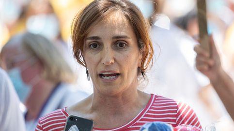 Mónica García, la nueva musa de la izquierda: jabalina, heptatlón y 100 metros vallas