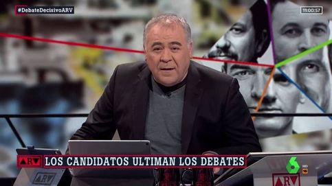Antonio García Ferreras responde a la amenaza de Vox: No nos van a callar