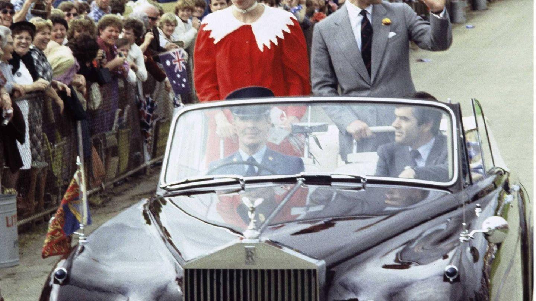 Imagen del verdadero viaje de Carlos y Diana por Australia. (Cordon Press)