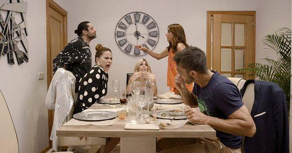 Rafael Amargo abandona 'Ven a cenar conmigo' tras una gran bronca con Oriana