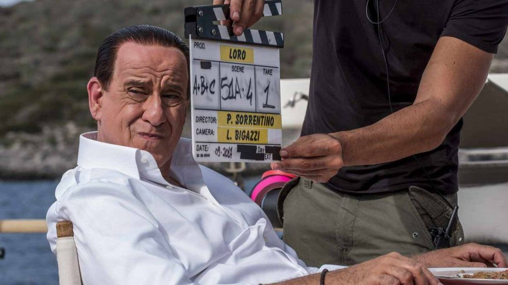 Foto: Imagen del rodaje de 'Silvio (y los otros). (DCM)