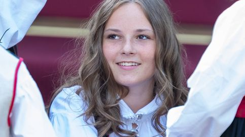 Ingrid de Noruega prepara su confirmación (a la que debería ir el rey Felipe)