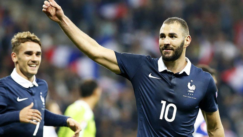El 73% de los franceses no quiere que Benzema regrese a su selección