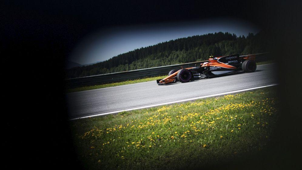 Foto: ¿Estará McLaren viendo la luz al final del túnel con Honda? (EFE)