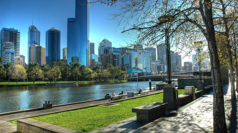 Foto: Melbourne. (EFE)