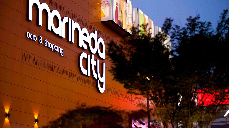 Centro comercial Marineda City.