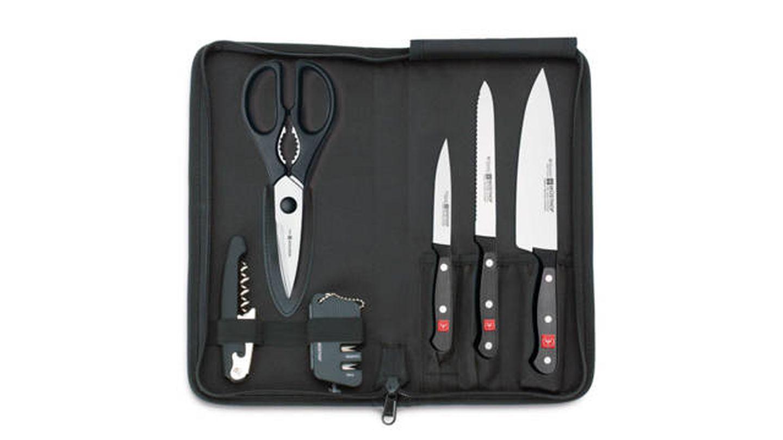 Viaja con tus cuchillos