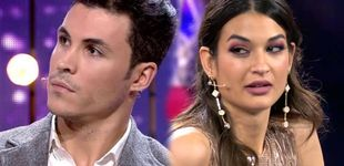 Post de 'GH VIP 7' | Estela Grande arrincona a Kiko Jiménez en su reencuentro en plató