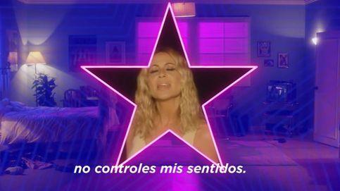 Marta Sánchez, protagonista de la promoción de 'Glow' en Netflix.