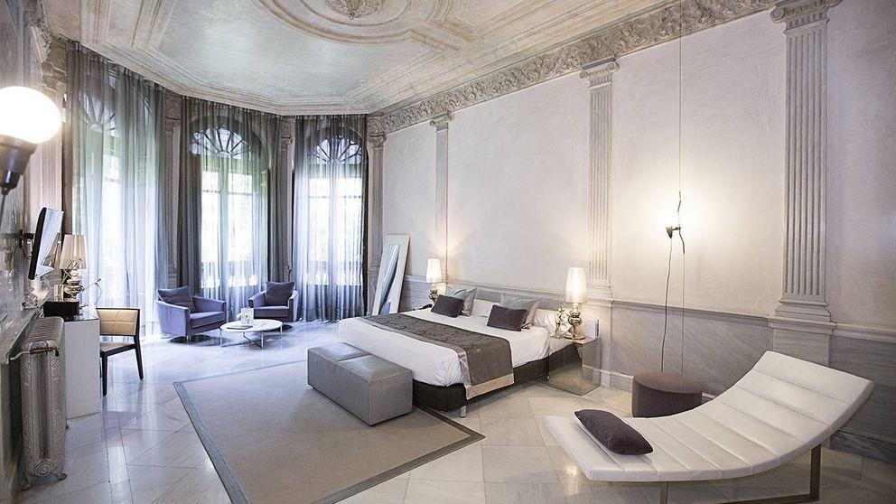 Cinco hoteles románticos en España para vivir un San Valentín de lujo