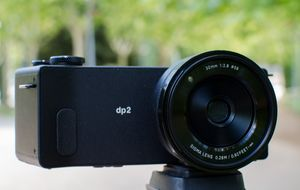 Probamos la cámara más extraña: la Sigma DP2 Quattro