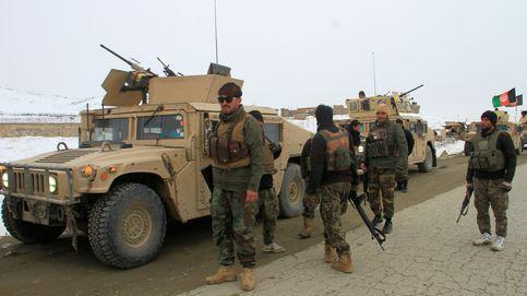 El avión siniestrado en la zona talibán de Afganistán es del ejército de EEUU