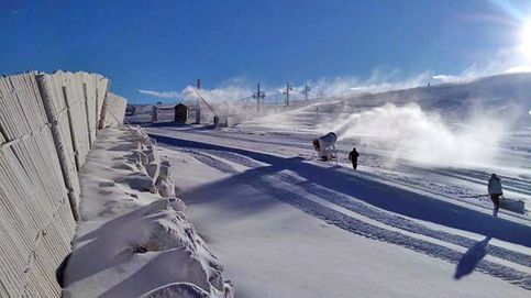 Así es la única estación de esquí de Portugal