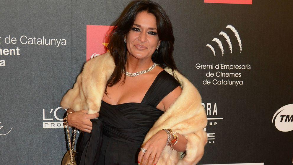 Aida Nízar conquista Italia en su desembarco televisivo