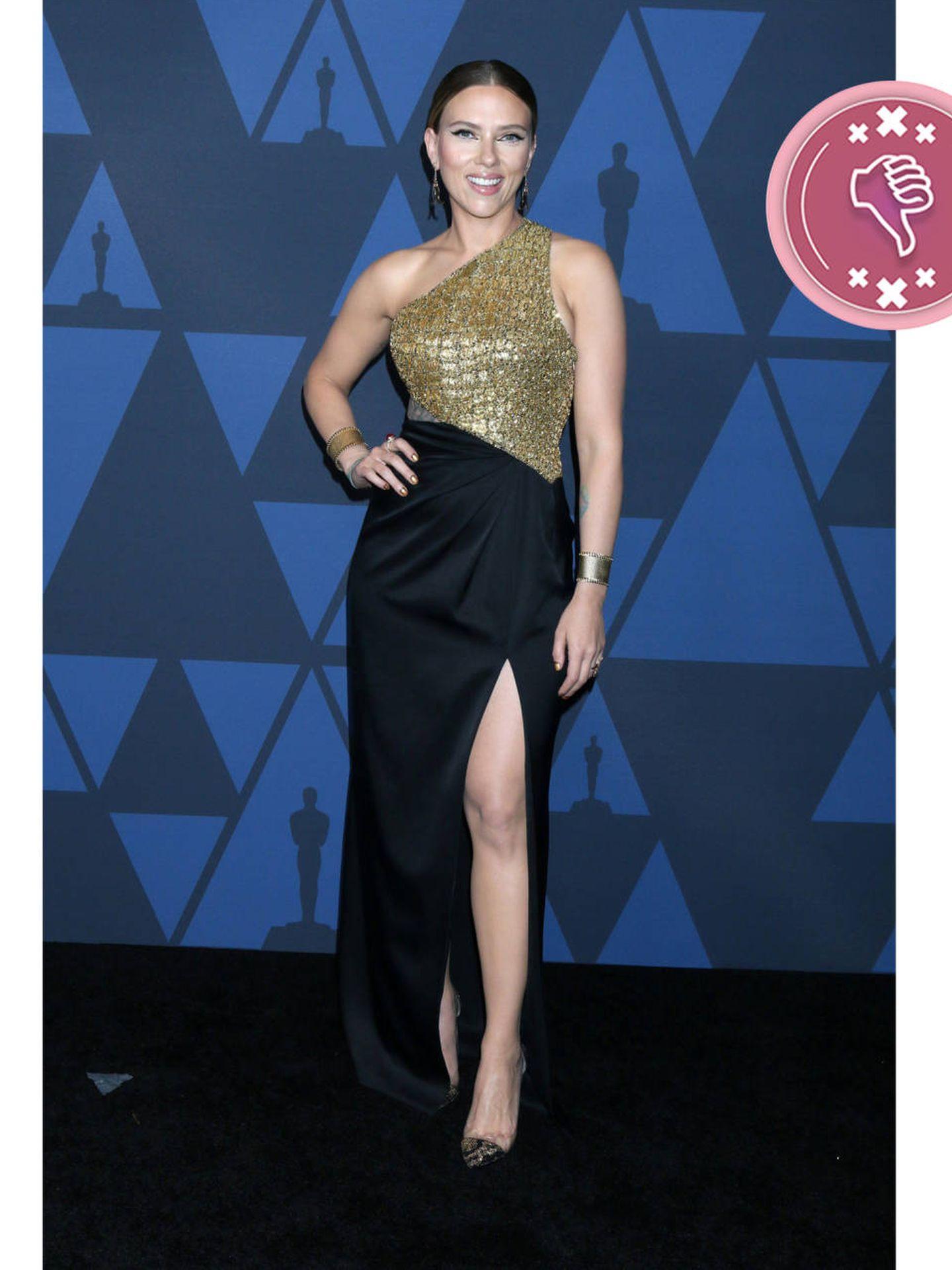 Scarlett Johansson. (Cordon Press)