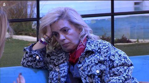 'Sálvame Okupa': Carmen Borrego romperá con su marido por un hombre