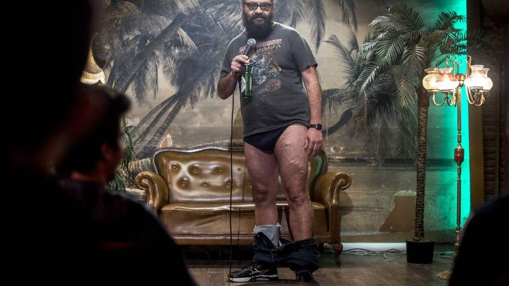 Foto: Ignatius Farray protagoniza 'El fin de la comedia'.