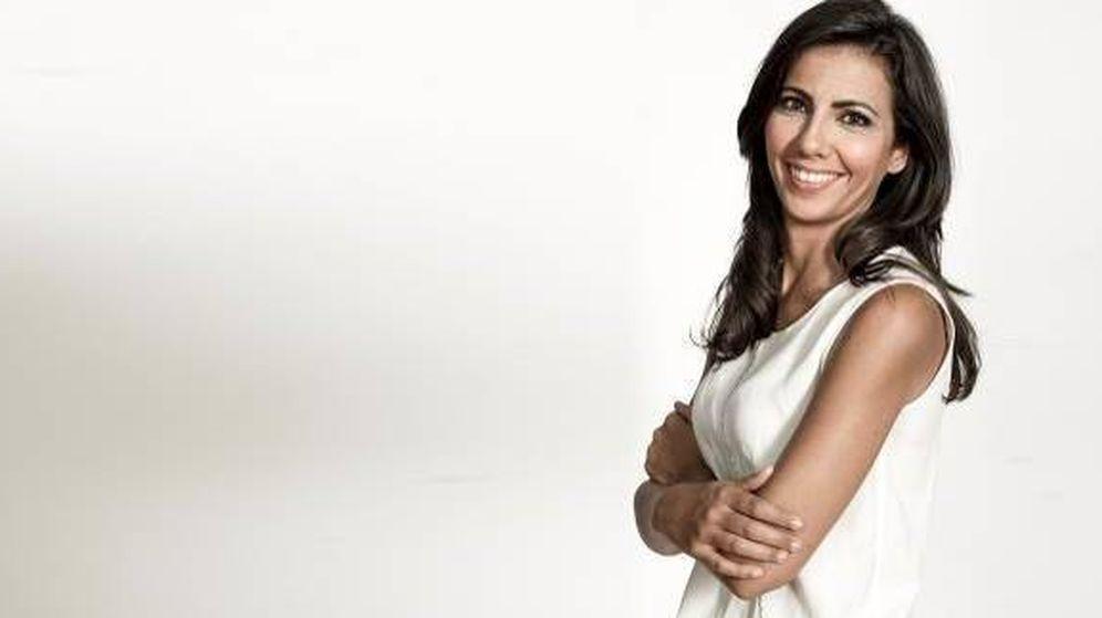 Foto: Ana Pastor, presentadora de 'El objetivo' en La Sexta.