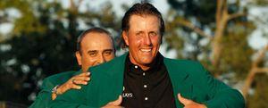 Phil Mickelson conquista su tercer Masters de Augusta