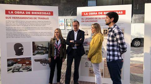 El Gobierno vasco y Eudel (PNV) discrepan sobre la exposición del etarra Jon Bienzobas