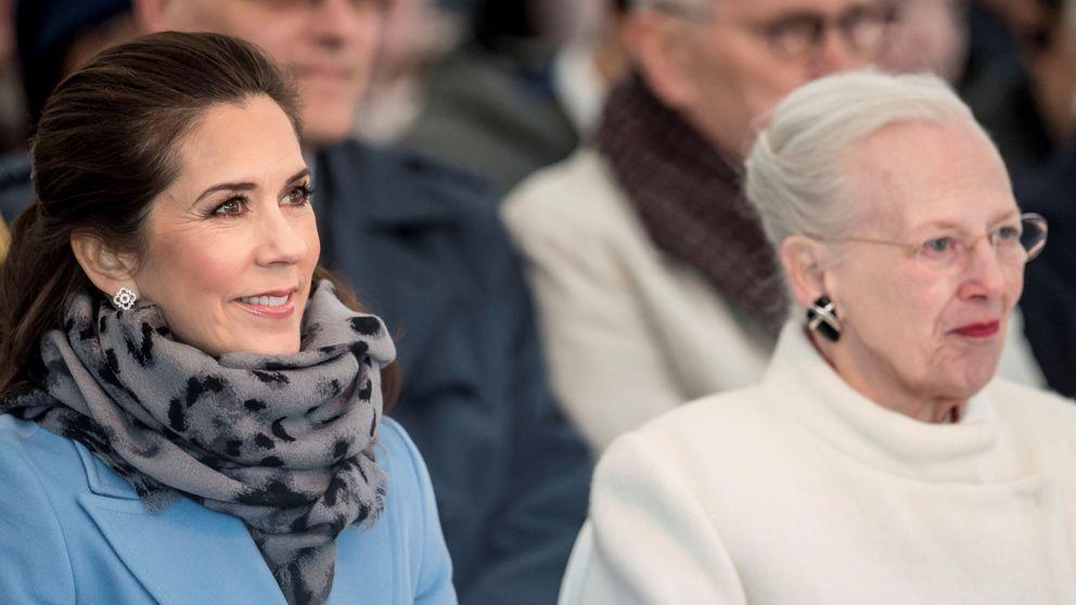El gran cambio de Margarita de Dinamarca con su nuera Mary: de rechazarla a amarla