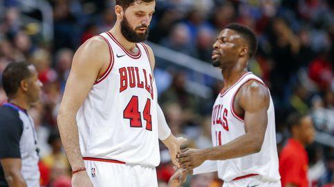 Mirotic abandona los Chicago Bulls y ficha por los Pelicans