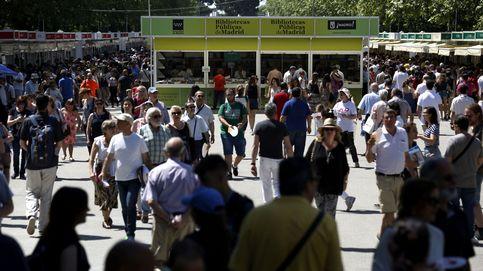 Las ventas de la Feria del Libro suben un 3,5%