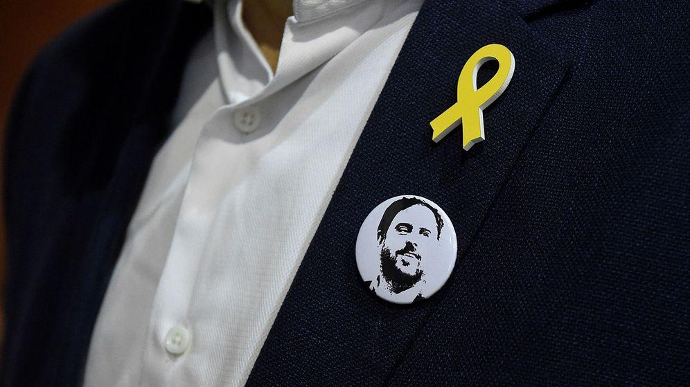 Foto: Acto de campaña de ERC en Lleida. (EFE)