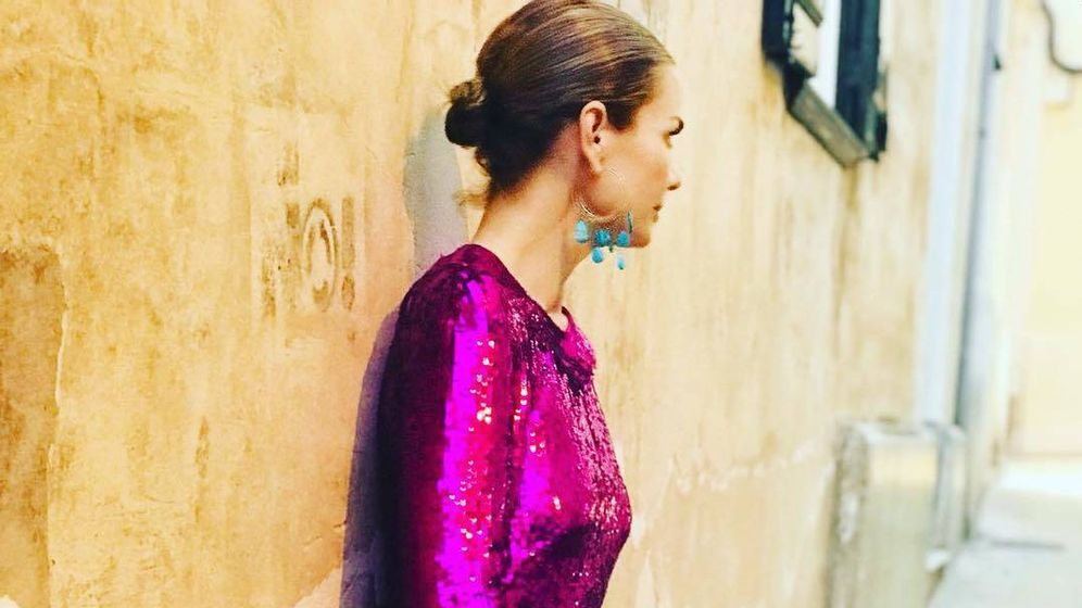 Foto: Alejandra de Rojas, espectacular. (Instagram)