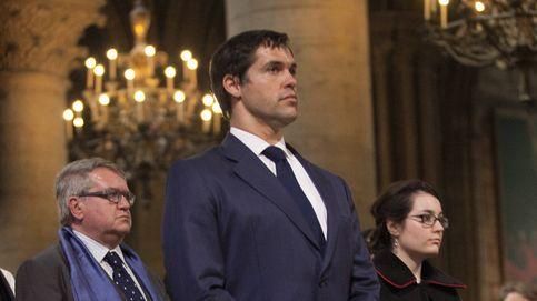 Luis Alfonso, un Luis XX de fantasía para el conde de París