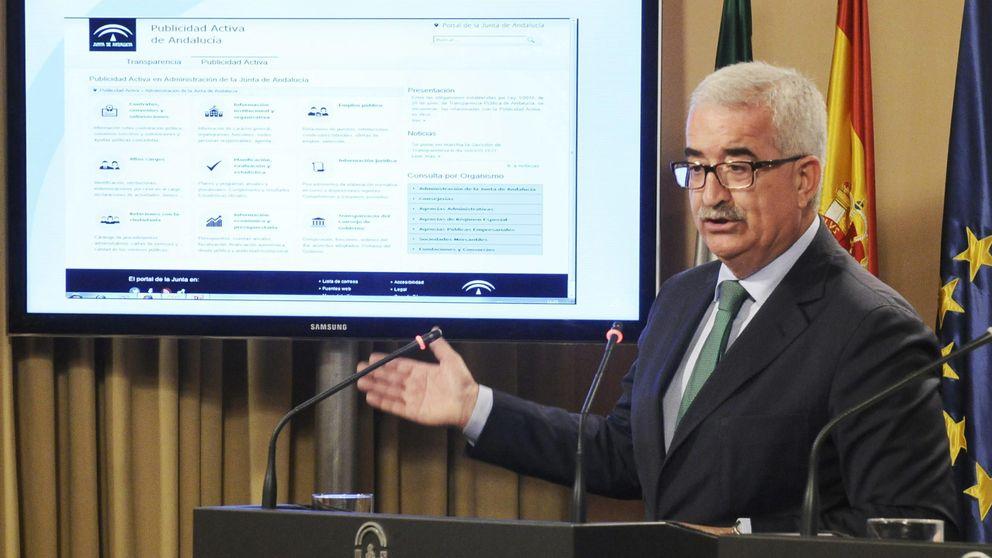 La Junta cuelga 200.000 contratos limitados a la etapa de Susana Díaz