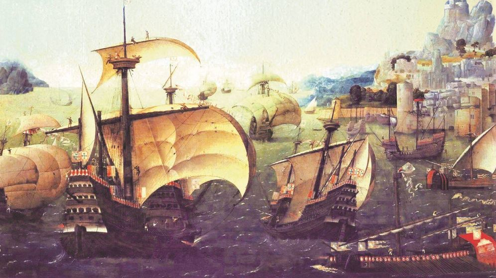 Foto: 'El mar sin fin' (Ático de los Libros) recoge cómo una de las naciones más pequeñas de Europa forjó el primer imperio global.