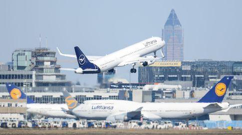 Facua denuncia a Lufthansa ante la AESA por llenar un vuelo Madrid-Linz