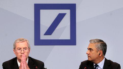 Dimiten los dos presidentes de Deutsche Bank por las críticas de los accionistas