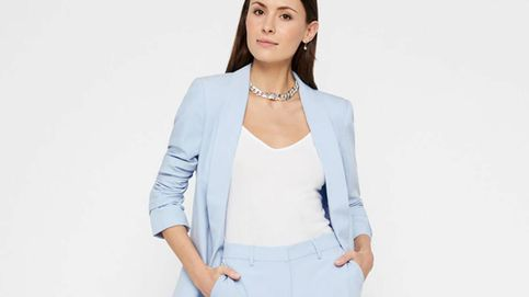 Esta blazer de El Corte Inglés cuesta menos de 30 euros y da el toque elegante a tus looks de diario