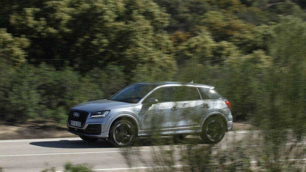 Audi Q2, un todocamino pequeño para viajar en 'business'
