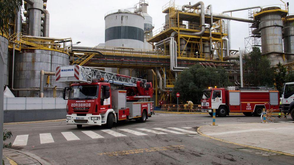 Foto: La fábrica de Pontevedra. (EFE)