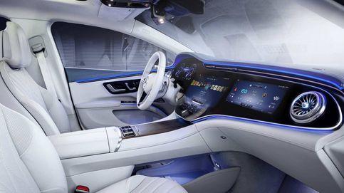 Mercedes EQS, el coche fantástico que piensa por nosotros
