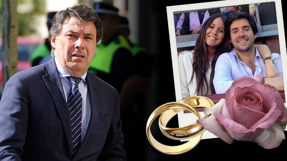 La encarcelación de Ignacio González dinamita la boda de su hija