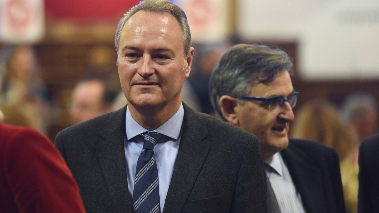 El senador Alberto Fabra. (CP)