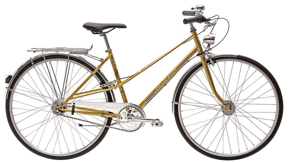 Las nuevas bicis 'neoretro' de Peugeot