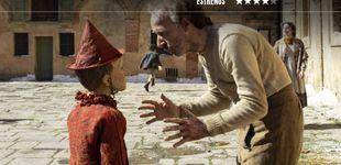 Post de 'Pinocho': una guía pesimista y bella sobre la paternidad