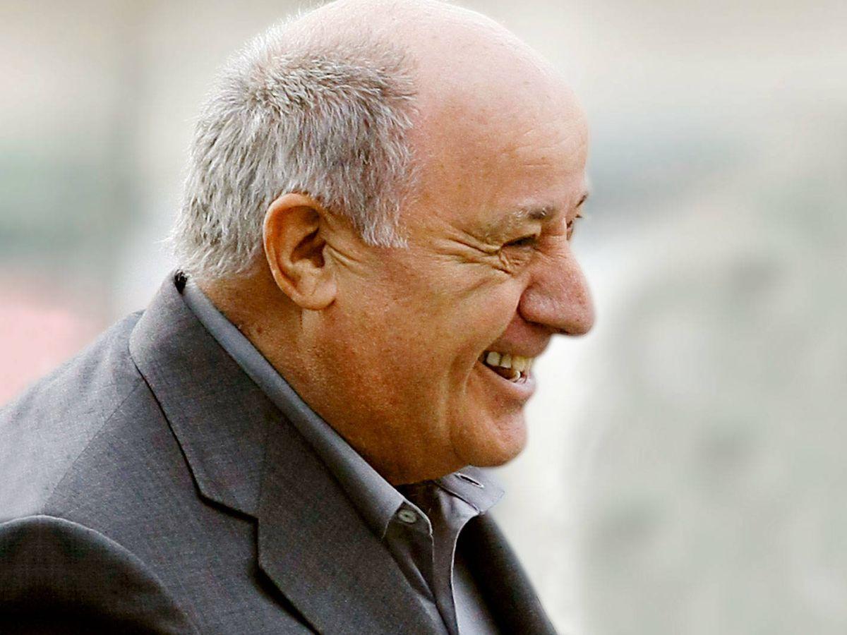 Amancio Ortega, alma mater de Zara e Inditex