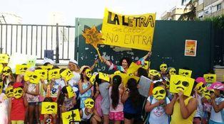 Escuela de calor, la rebelión más pequeña de Andalucía