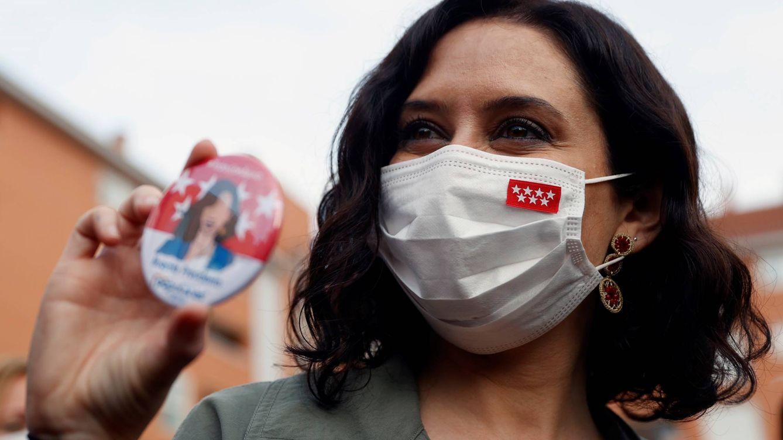 Elecciones Madrid | Isabel Díaz Ayuso: Mi rival es Pedro Sánchez