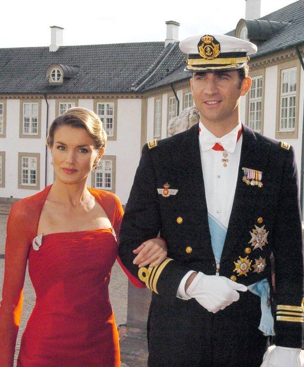 Foto: Los Reyes de España el día de la boda de los príncipes de Dinamarca (Gtres)