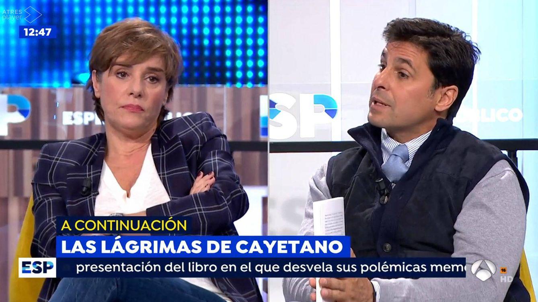 Anabel Alonso 'remata' a Fran Rivera tras su opinión del suicidio sexual de Iveco