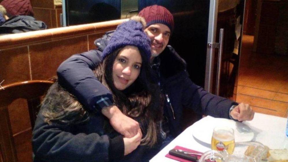 Foto: Imagen de Marcos Nogueira y Janaína Santos Américo, la pareja descuartizada en Pioz. (Facebook)